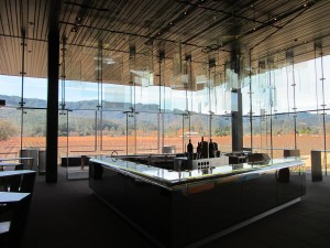 Hall's new tasting room